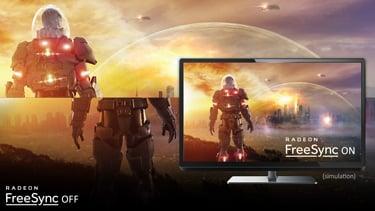 amd freesyn gaming graphics