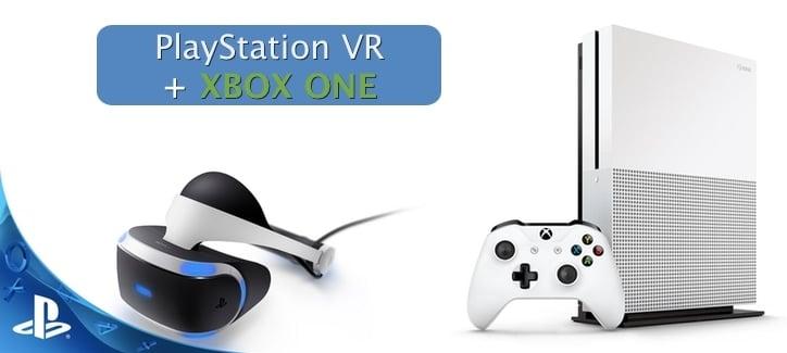 Подключение PlayStation VR к ТВ и XBOX ONE (описание)