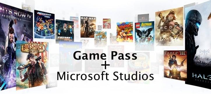 Все игры Microsoft Studios будут попадать в Xbox Game Pass.