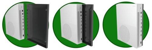Настенное крепление для Xbox One S и X от Forza Designs