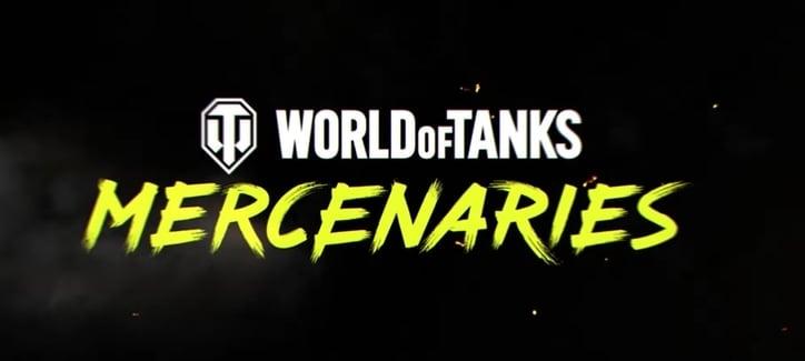 Обновление «Mercenaries» – World of Tanks
