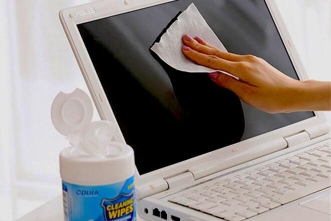 Как эффективно почистить видеотехнику и компьютерное оборудование?