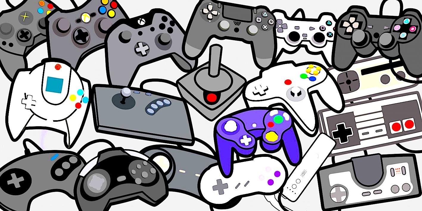 Самые популярные игровые приставки
