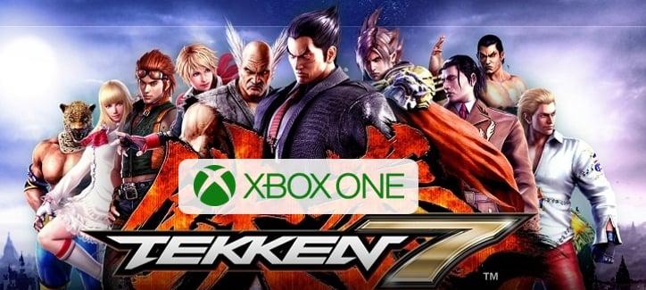 Вышел Tekken 7 на Xbox One